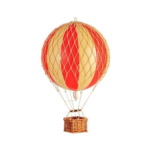 Luchtballon Small Dubbel Rood
