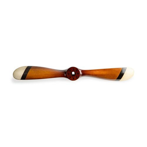 Propeller Small Black Ivory
