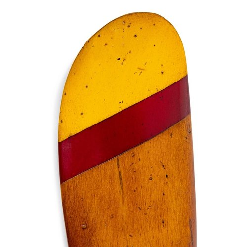 Propeller Small Red/Gold