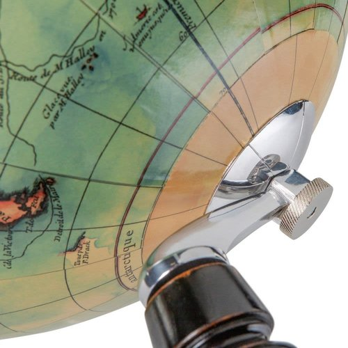 Authentic Models Globe based on 1920's