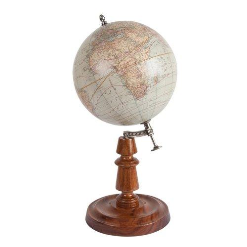 Authentic Models Hondius Globe Based on 19th C.