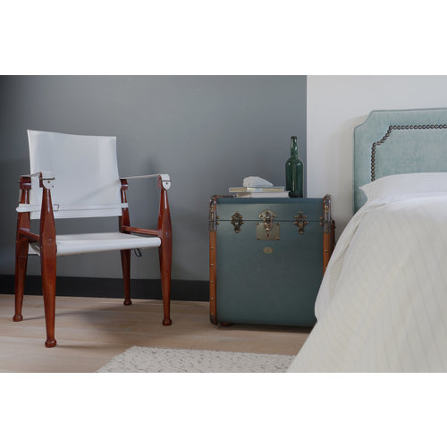 Authentic Models Stateroom End Table - Petrol