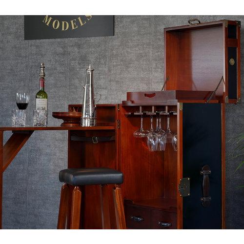 Authentic Models Grand Club Trunk Bar