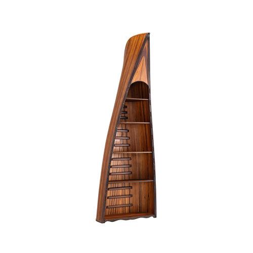 Authentic Models Canoe Bookshelf