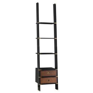 Authentic Models Library Ladder, Gunmetal Grey