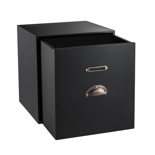 Authentic Models Insert box 3 - Box Black