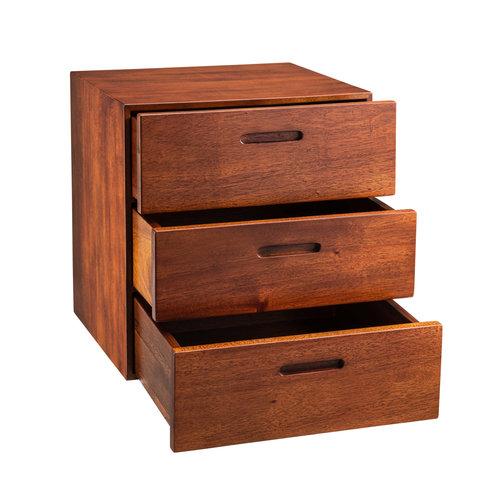 Authentic Models Insert Box 5 -  Sunken 3 Honey