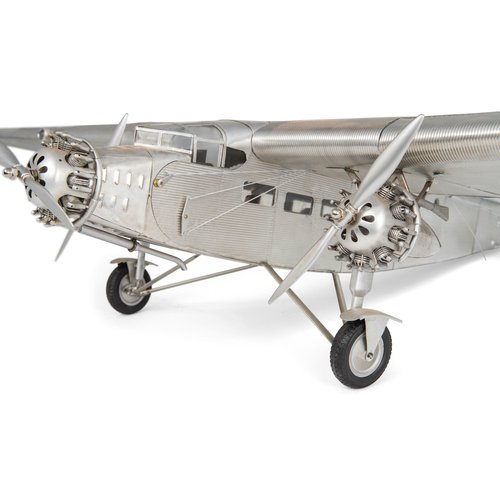 Authentic Models Ford Trimotor Airplane Model