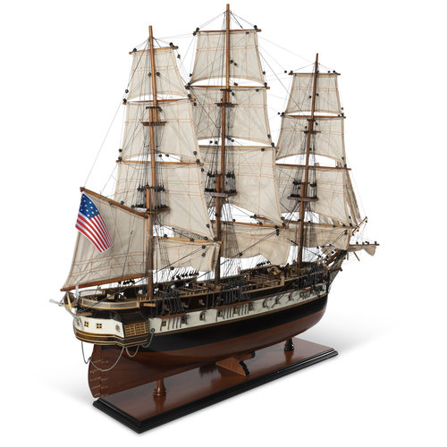Authentic Models USS Constellation