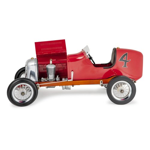Authentic Models Bantam Midget - Red