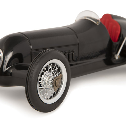 Authentic Models Silberpfeil Black - Red Seat