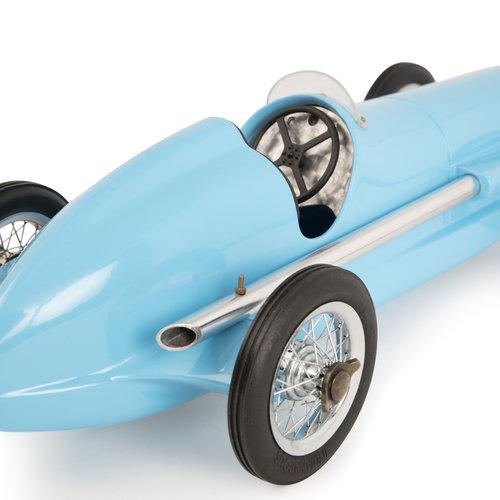 Authentic Models Blue Racer