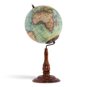 Authentic Models Vaugondy Globe 1745