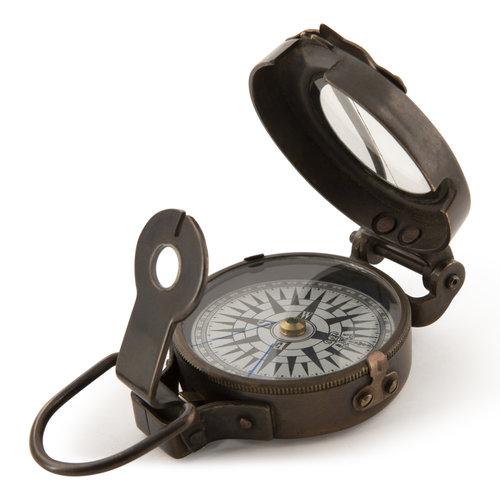 Authentic Models Compass based on WWII