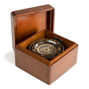 Authentic Models Lifeboat Compass