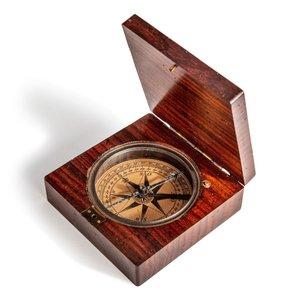 Authentic Models Lewis & Clark Compass