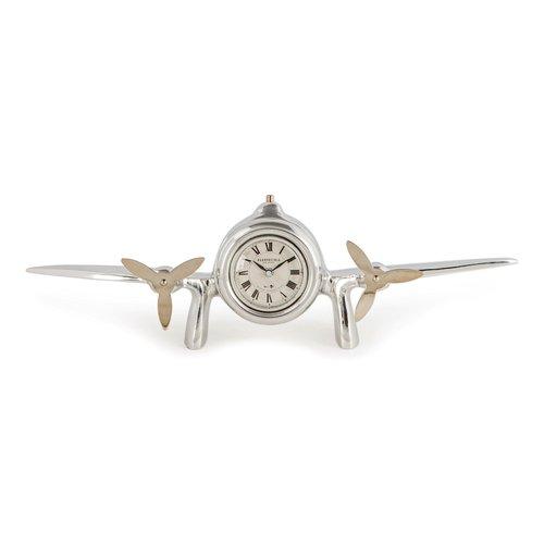 Authentic Models Art Deco Flight Clock
