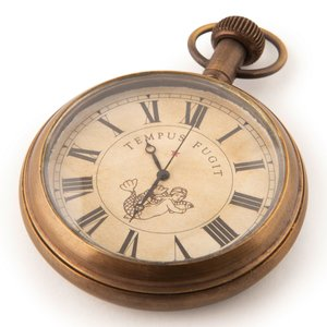 Authentic Models Victorian Pocket Watch