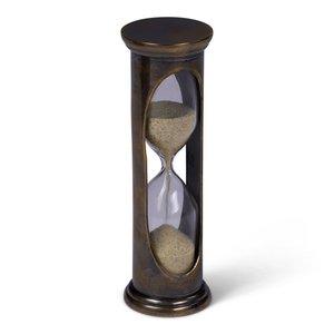 Authentic Models Brass Sandtimer 1,5 minute