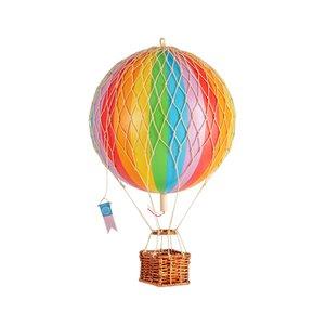 Authentic Models Air Balloon Rainbow - Small