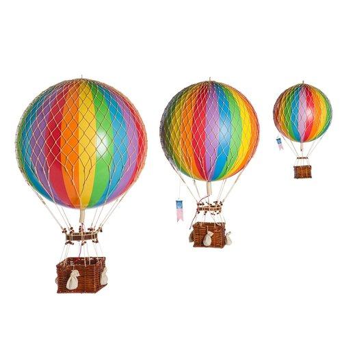 Authentic Models Luchtballon Rainbow - Medium