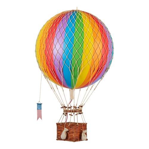 Authentic Models Air balloon Rainbow Medium