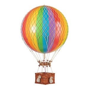 Authentic Models Air Balloon Rainbow - Large