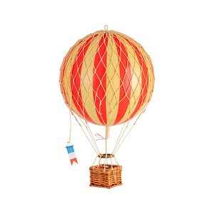 Authentic Models Luchtballon True Red - Small