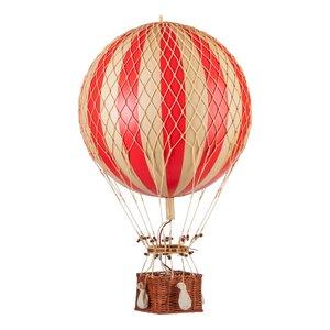 Authentic Models Air Balloon True Red Medium