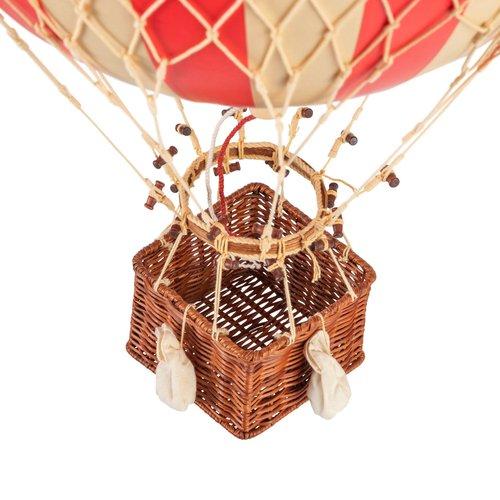 Authentic Models Luchtballon True Red - Medium