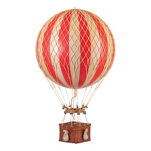 Authentic Models Luchtballon True Red - Large