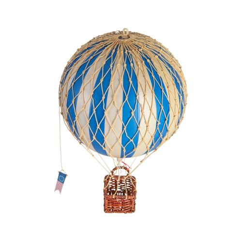 Authentic Models Luchtballon Blue - Small