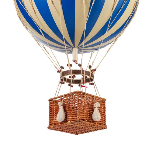 Authentic Models Luchtballon Blue - Large