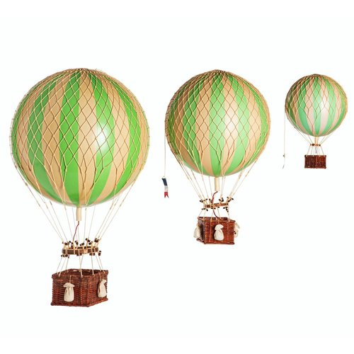Authentic Models Luchtballon True Green - Medium