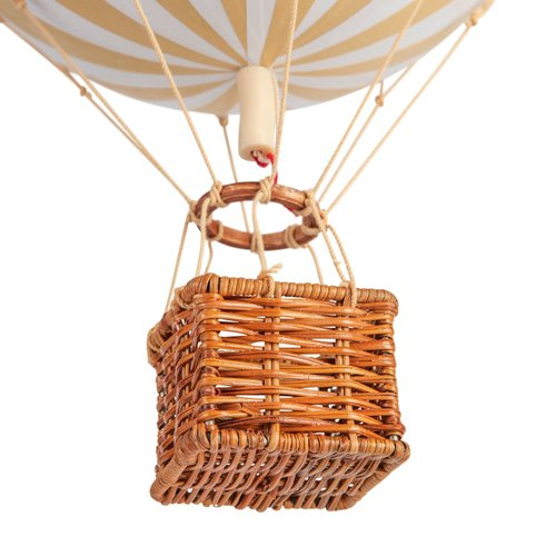 Authentic Models Luchtballon White Ivory - Small