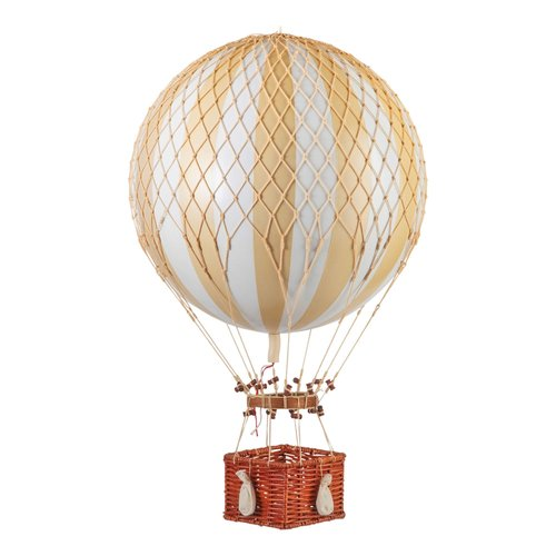 Authentic Models Luchtballon White Ivory - Large
