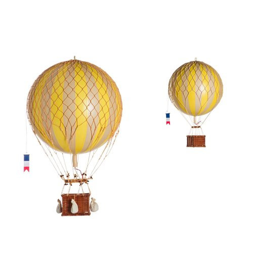 Authentic Models Air Balloon True Yellow - Medium