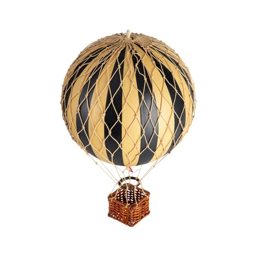 Authentic Models Luchtballon Black - Small