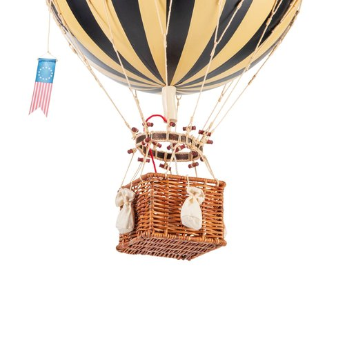 Authentic Models Luchtballon Black - Medium