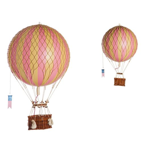 Authentic Models Luchtballon Pink - Small