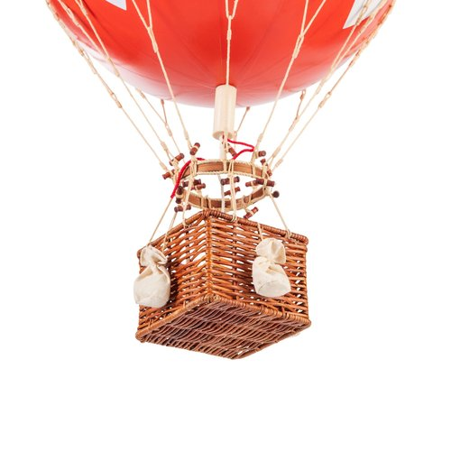 Authentic Models Luchtballon Red Hearts - Medium