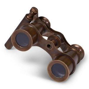 Authentic Models Opera Binocular 3 - Brass