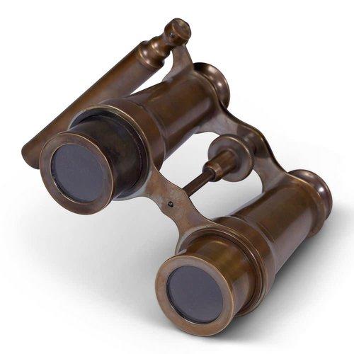 Authentic Models Opera Binocular 4 - Brass