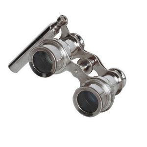 Authentic Models Opera Bincocular 3 - Silver