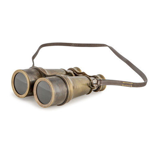 Authentic Models Victorian Binoculars Bronze
