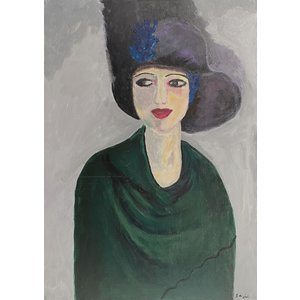 Lady with the Hat