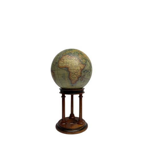 Authentic Models Globe Desk Natural