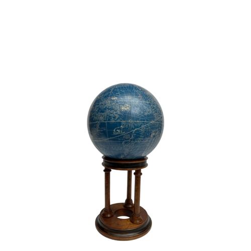 Authentic Models Globe Desk Blue