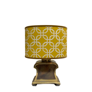 Limoges Vintage Lamp