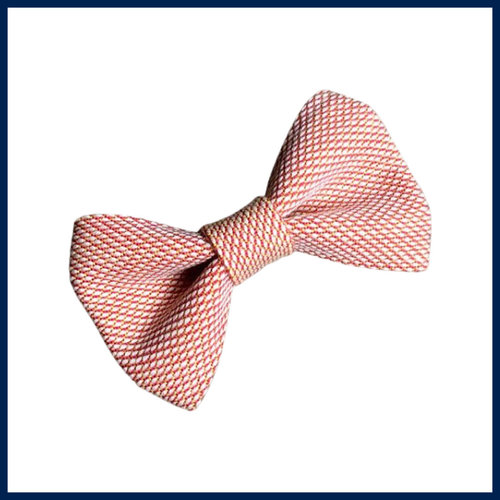 Renate Nederpel Bow Tie Salmon Pink